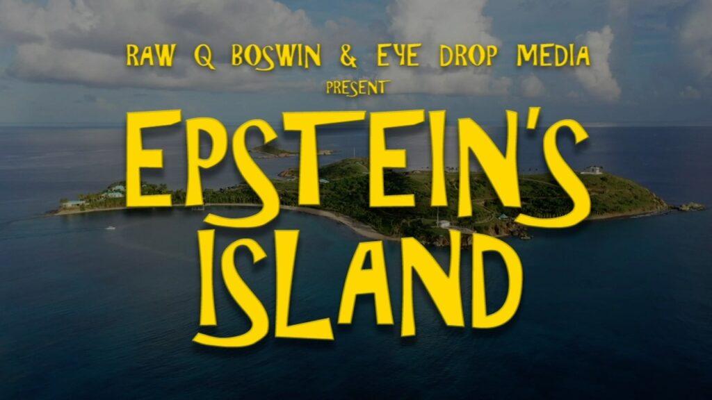 #EpsteinsIsland ~ #LostFootage show #JeffreyEpstein with #BillAgain