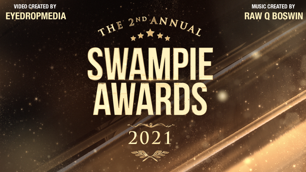 The 2021 2nd Annual #SWAMPIES Awards