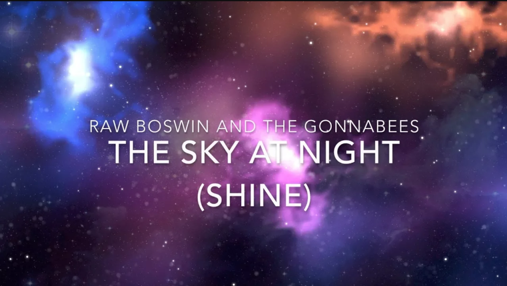 Title Track ~ The Sky at Night