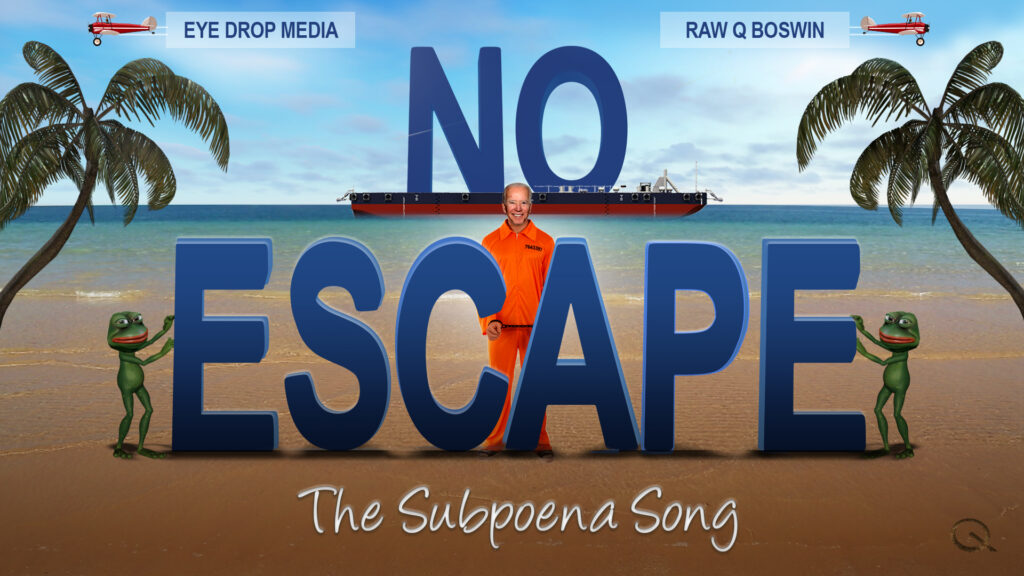 No Escape (The Subpeona Song)